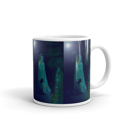 The Seeking Soul glossy mug