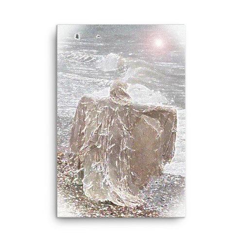 Wraith of The Sea Canvas