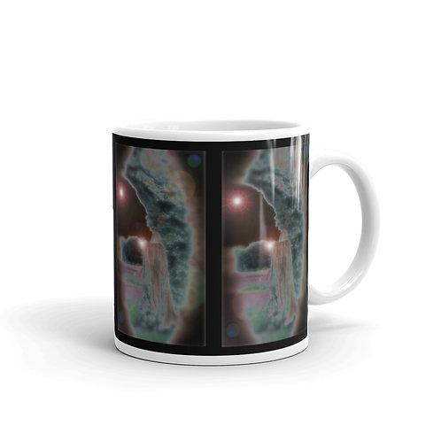 The Wraiths Secret Spell glossy mug