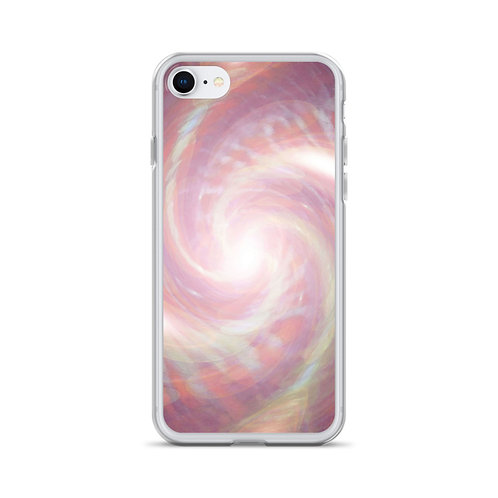 Antaries Infinity Vortex iPhone Case