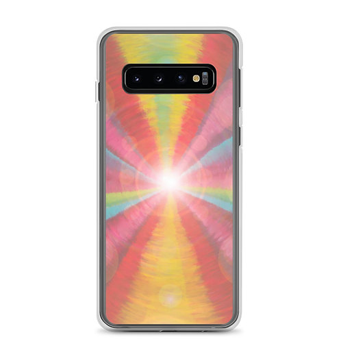 Rainbow Light Code Case