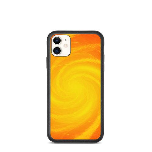 Sola Logus Vortex Biodegradable phone case