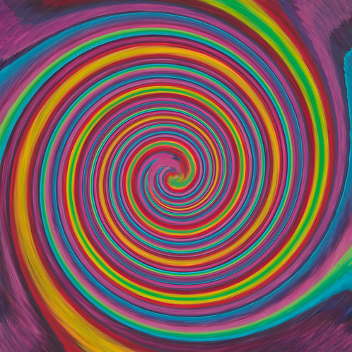 Crazy Spiral