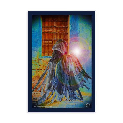 The Rainbow Light Beaer Postcard