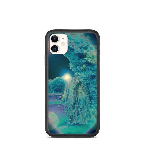 Envoking The Moon Biodegradable phone case