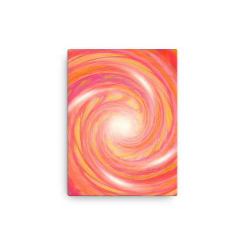 Venus Vortex Canvas