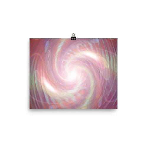 Antaries Infinity Vortex Poster