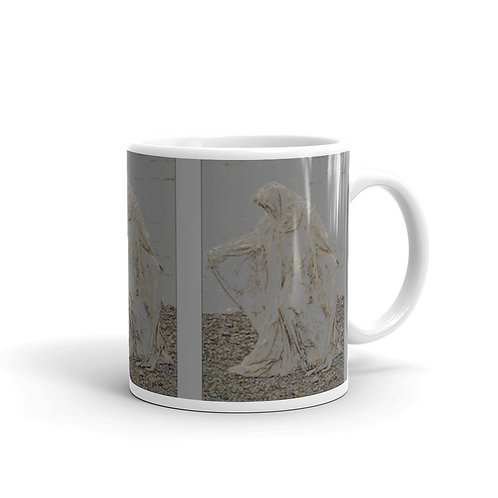 The Illuminated Nazarene glossy mug