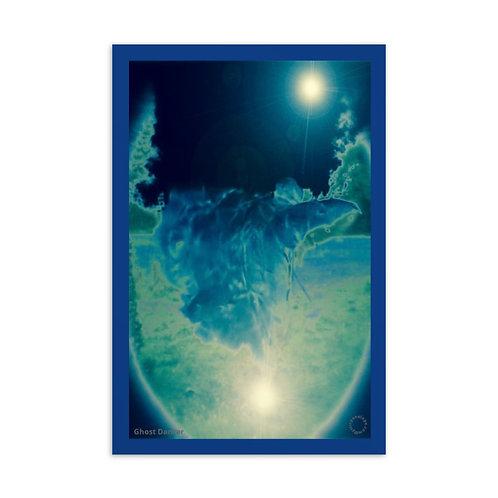 Ghost Dancer Postcard