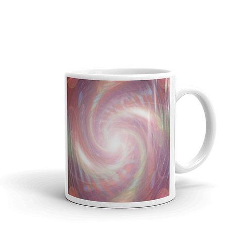 Infinity Vortex glossy mug