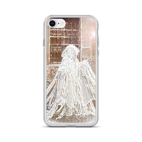The White Lady iPhone Case