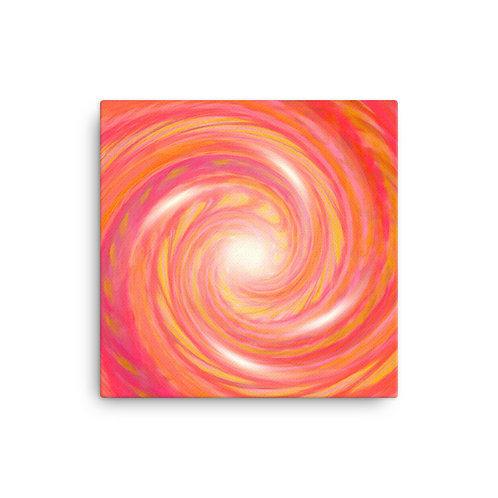 Venus Swirl Canvas