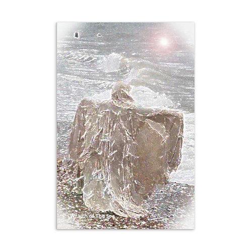 Wraith of The Sea Standard Postcard