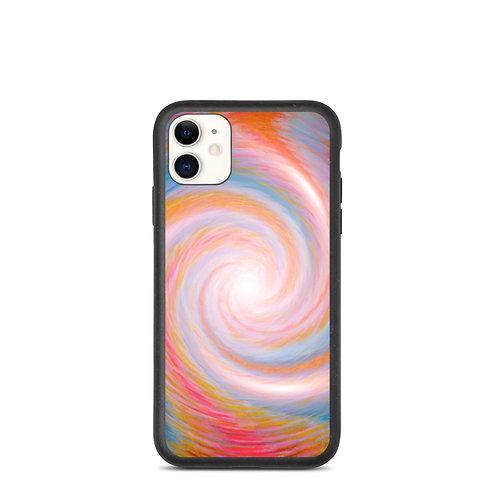 Andromeda Vortex Biodegradable phone case