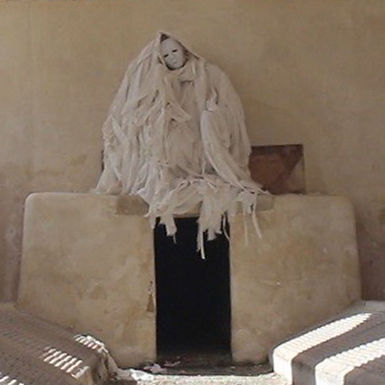 Chapel Ghost Photography