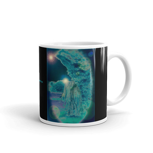 Envoking The Moon Mug