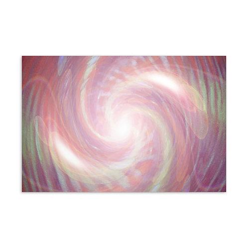 Infinity Vortex Postcard