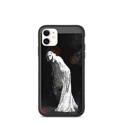 The Gothic Witch Ghost Biodegradable phone case