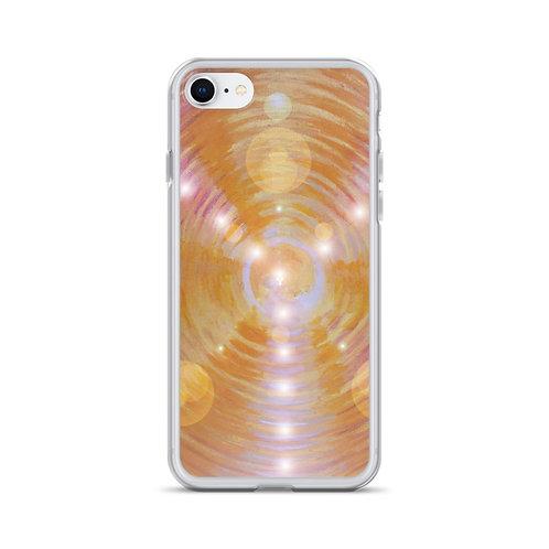 Light Code iPhone Case
