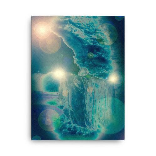 Orb Trance Canvas
