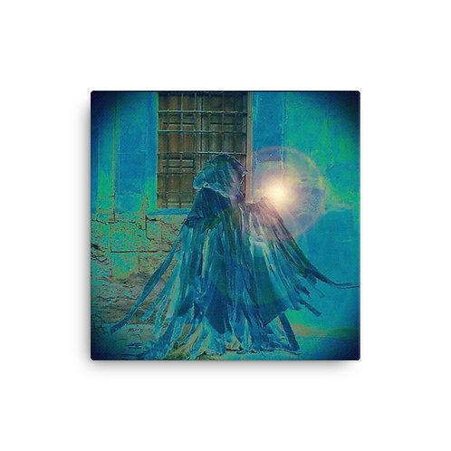 The Mystical Light Bearer Canvas