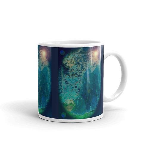 The Magician glossy mug