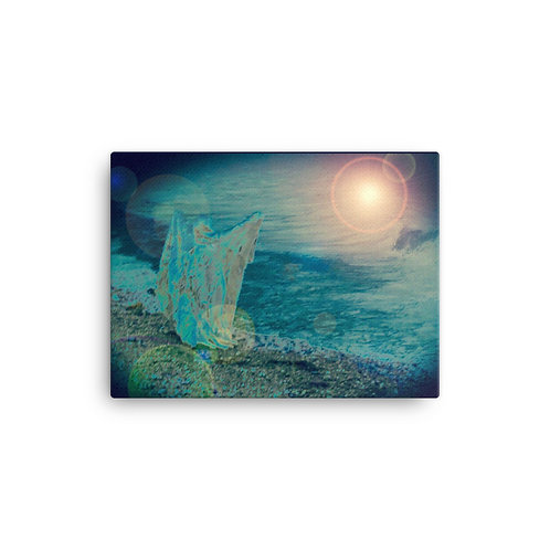 Call of The Luna Tides Canvas