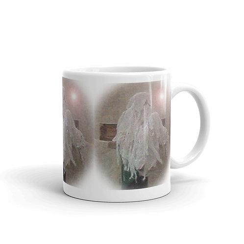 The Ivory Puppet glossy mug
