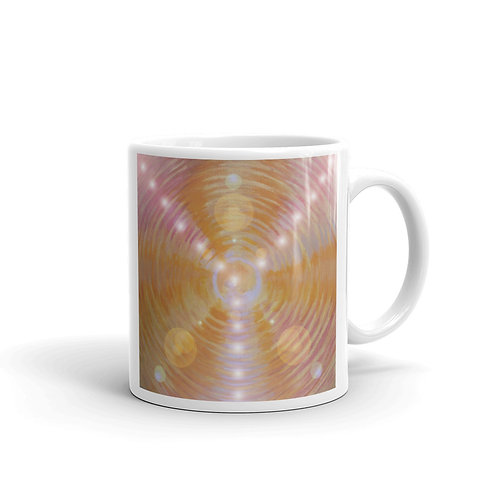 Trinity Vortex glossy mug