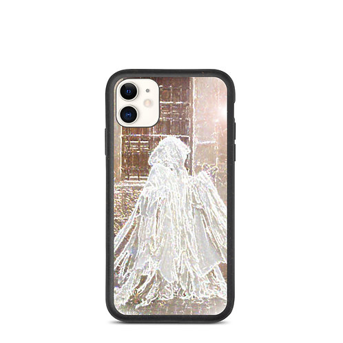 The White Lady Biodegradable phone case
