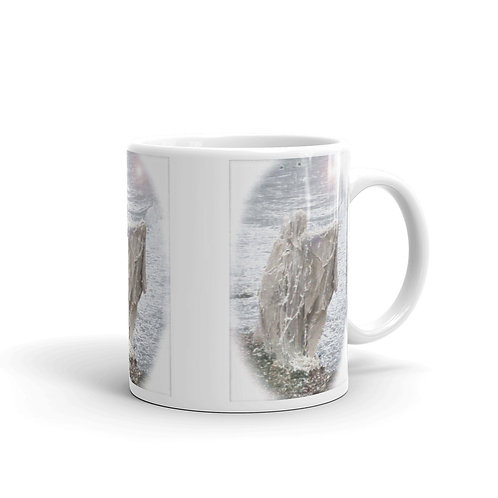 The Crystaline Call for Freedom Mug