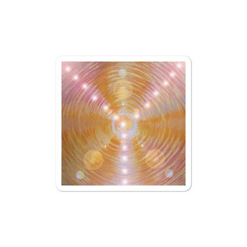 Trinity Vortex Bubble-free stickers