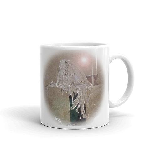 The Ivory Marotte Mug