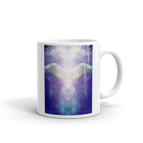 Violet Angel Mug