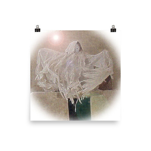 Spectral Angel Poster