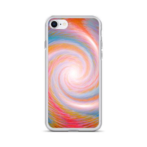 Andromeda Vortex iPhone Case