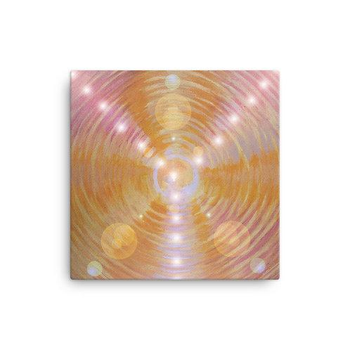 Trinity Vortex Canvas