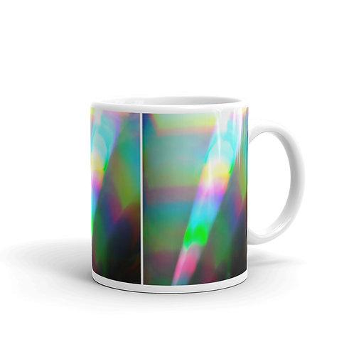 Light Lance White glossy mug