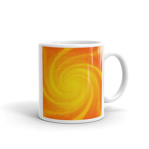 Sola Logos glossy mug