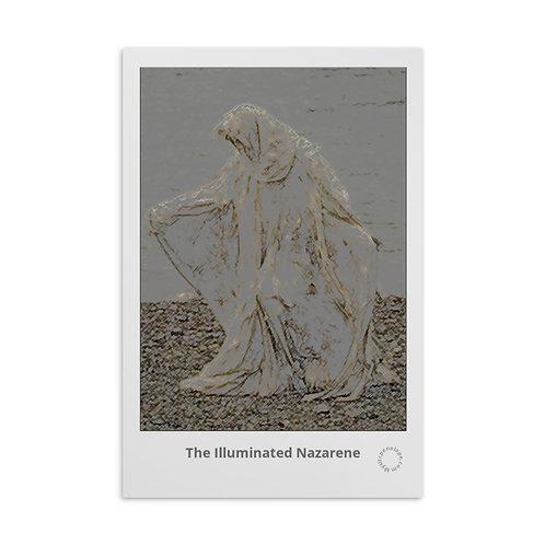 The Illuminated Nazarene Postcard