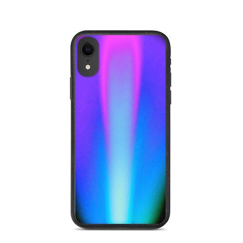 Violet Flame Biodegradable phone case