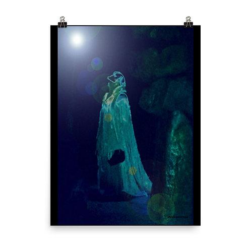 The Mystical Seeking Soul Poster