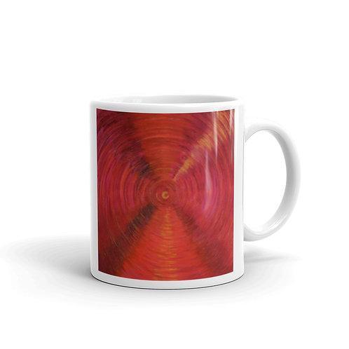 Scarlet Ohara glossy mug