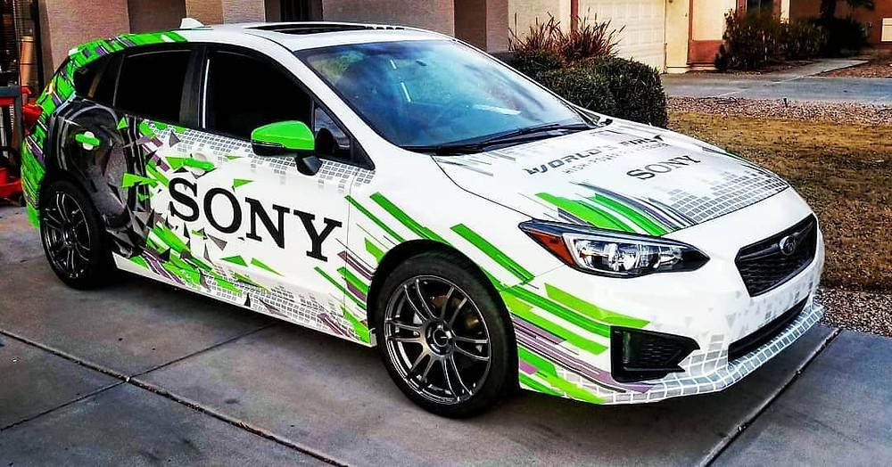 Sony Wrap