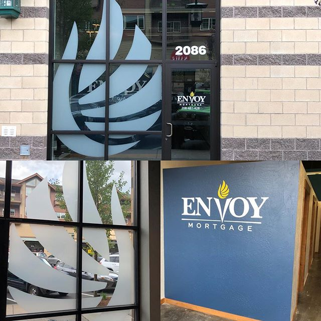 Install in Coeur d'Alene for Envoy
