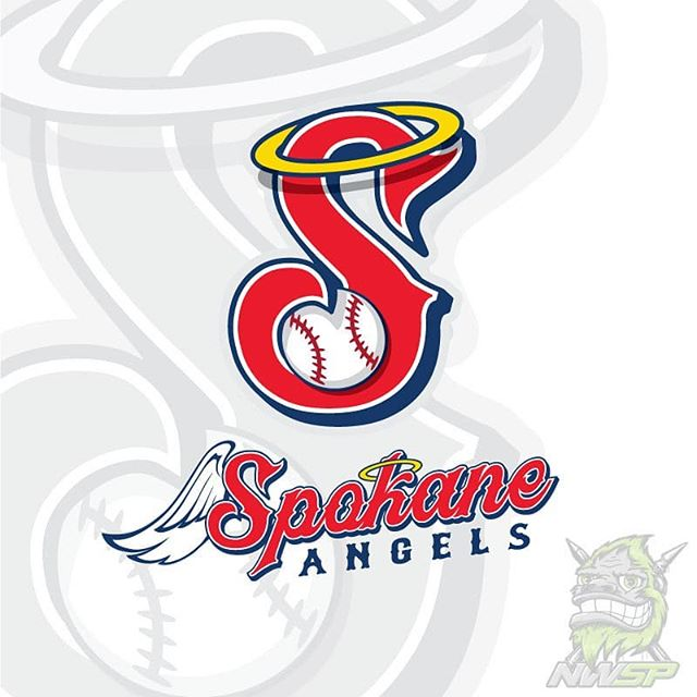 Logo designed for for the _spokaneangels