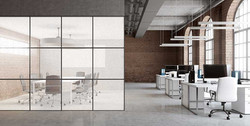Privacy Glass Office