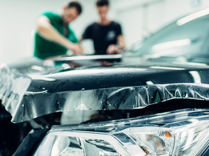 Paint Protection Film – More Than a Vehicle Wrap