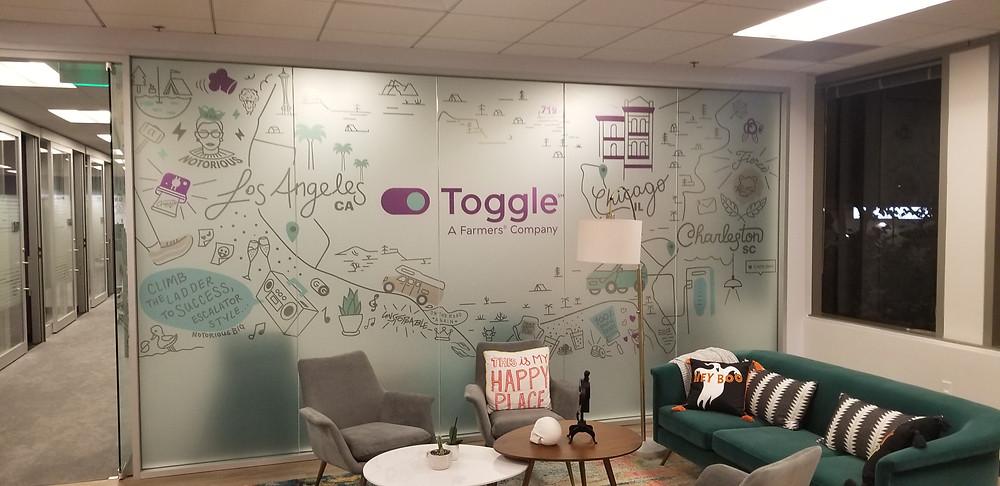 Glass Wrap in LA Toggle Insurance