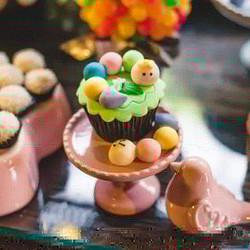 Cupcake Jardim Encantado